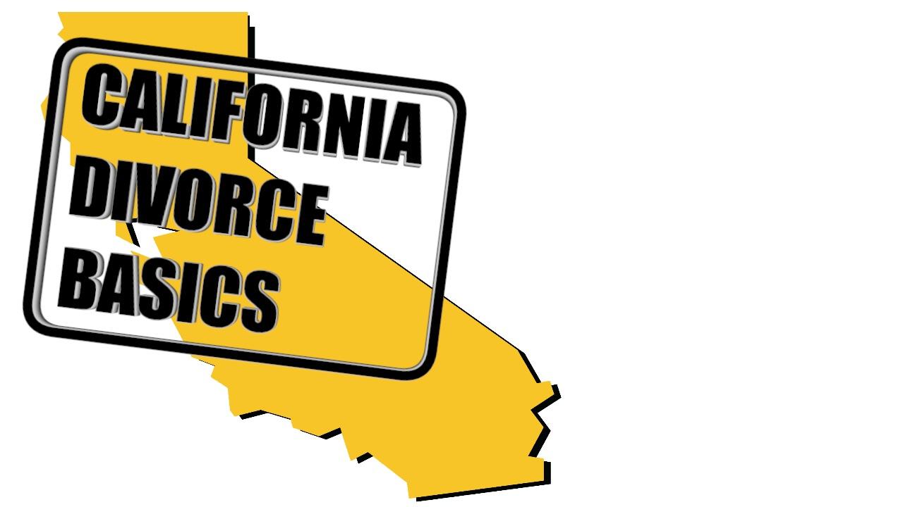 California Divorce