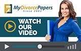 divorce papers in utah
